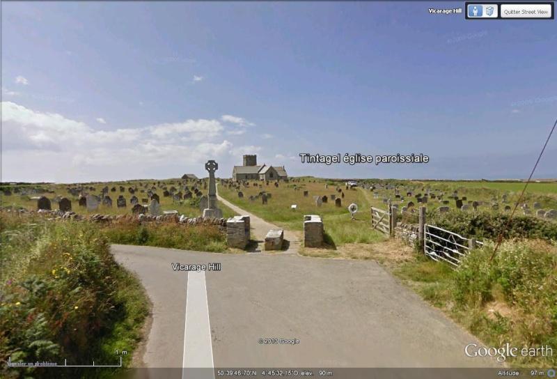 [Royaume-Uni] - Eglise paroissiale de Tintagel, Cornouailles, Angleterre Tintag12