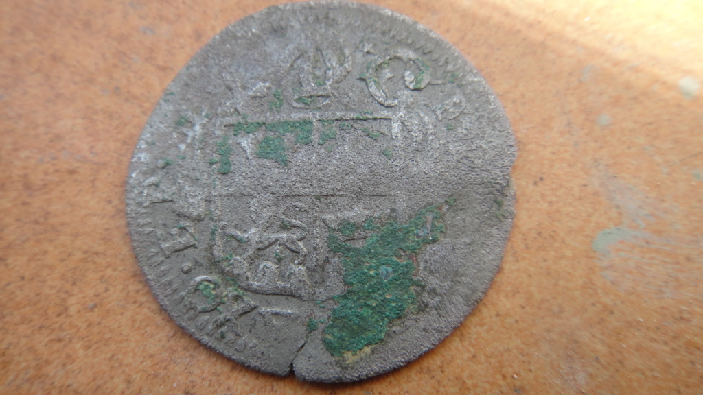 Monnaie épiscopale du Valais Suisse. Dsc05121