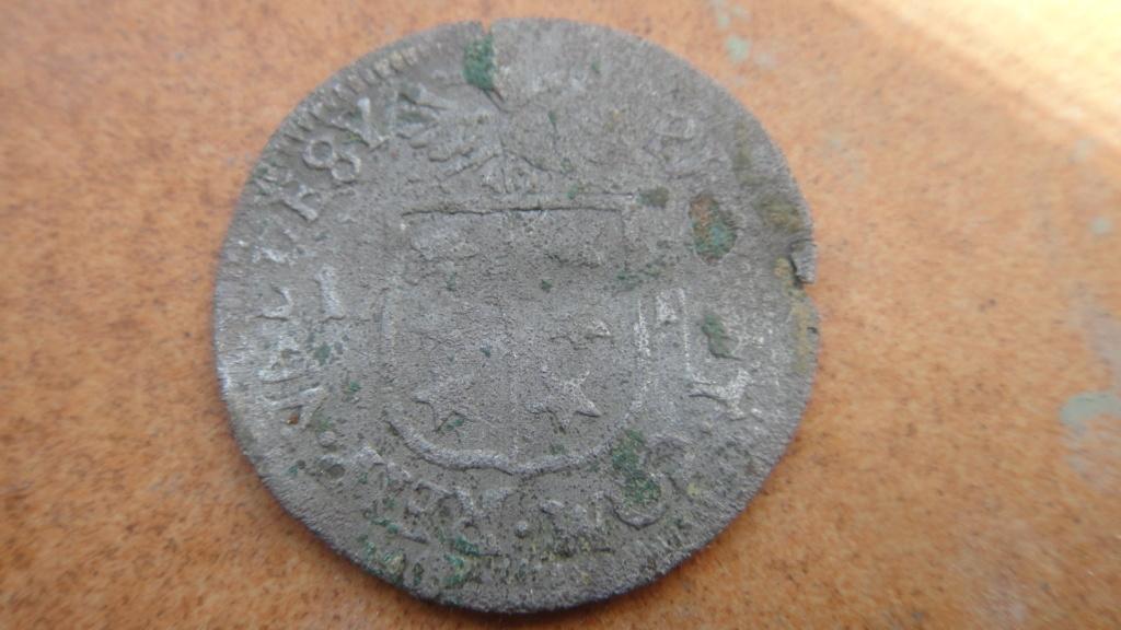 Monnaie épiscopale du Valais Suisse. Dsc05122