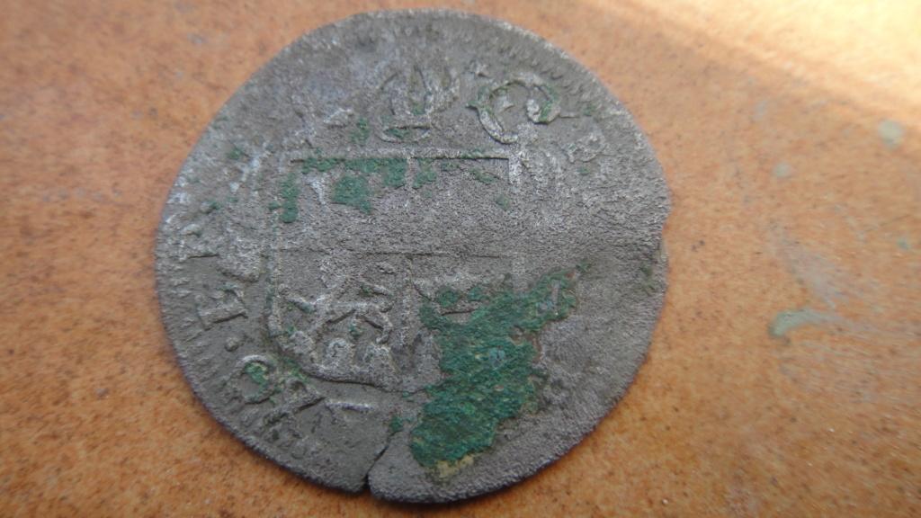 Monnaie épiscopale du Valais Suisse. Dsc05123