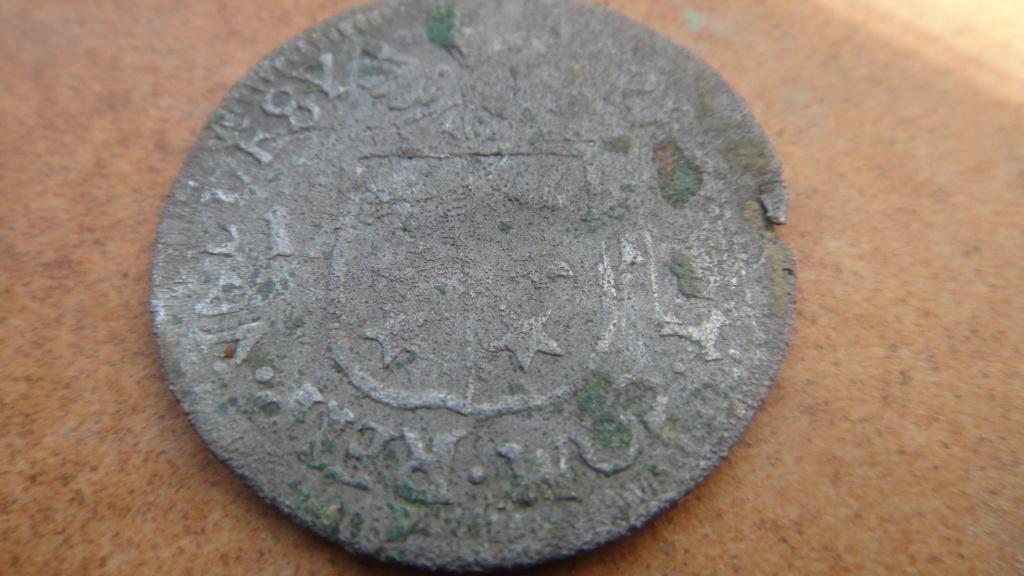 Monnaie épiscopale du Valais Suisse. Dsc05124