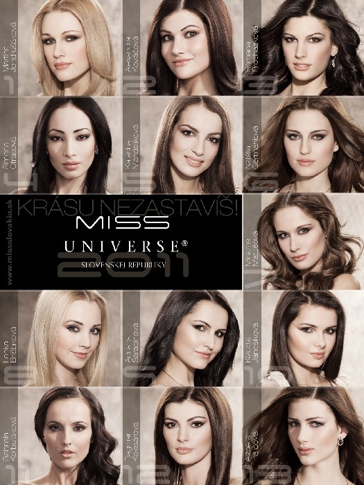 Road to Miss Universe Slovak Republic 2011 - Page 2 Inzerc10