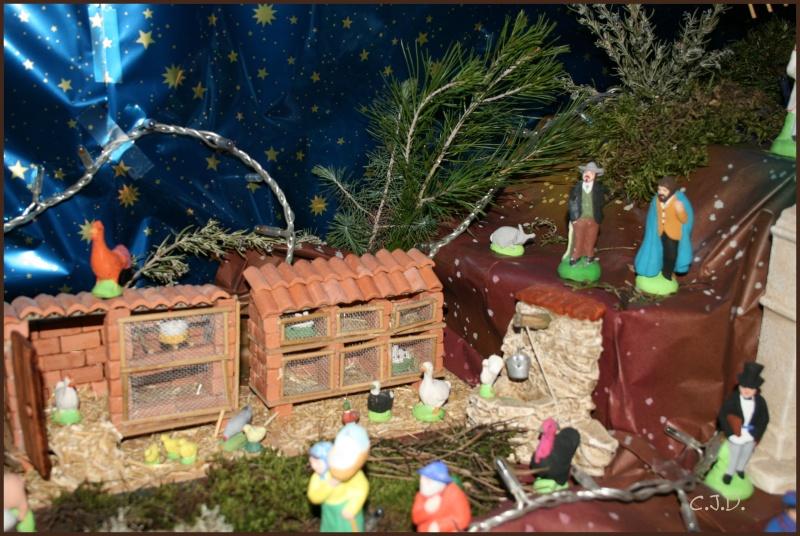 L'hiver, les fêtes, etc... - Page 2 Creche10