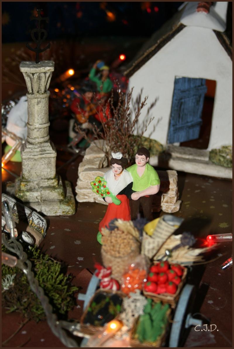 L'hiver, les fêtes, etc... - Page 2 Creche11