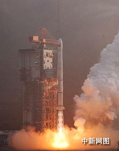 Lancement du Satellite Météorologique  FY-2E (FY-2 06) par CZ-3A-Y20 à XSLC 115