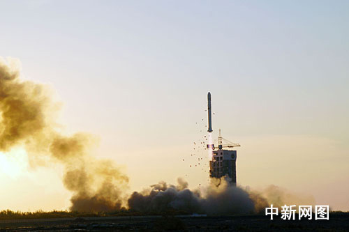 Lancement CZ-2D / InnoSat-1/02 & ExperimenSat-3 20081110