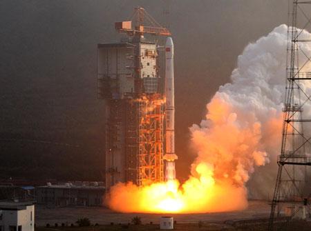Lancement du Satellite Météorologique  FY-2E (FY-2 06) par CZ-3A-Y20 à XSLC 314