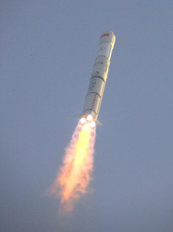 Lancement du Satellite Météorologique  FY-2E (FY-2 06) par CZ-3A-Y20 à XSLC 412