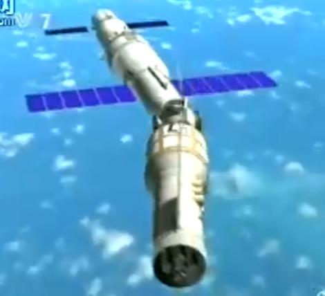 La station chinoise sera lancée par une Longue Marche V 510