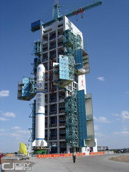 Centre spatial de Jiuquan (JSLC) 511