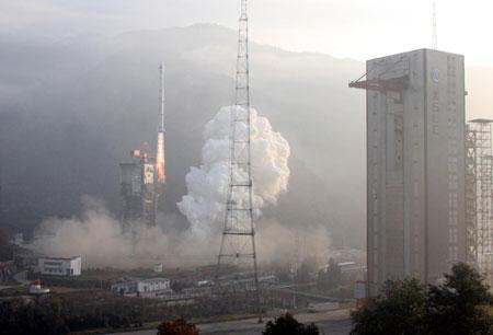 Lancement du Satellite Météorologique  FY-2E (FY-2 06) par CZ-3A-Y20 à XSLC 613