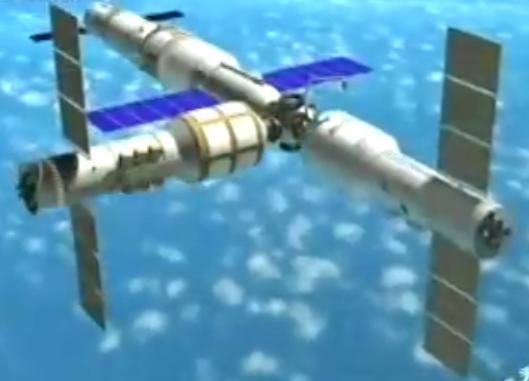 La station chinoise sera lancée par une Longue Marche V 710