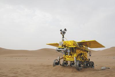 La Chine pourrait lancer un engin lunaire d'ici 2012 Car_in10