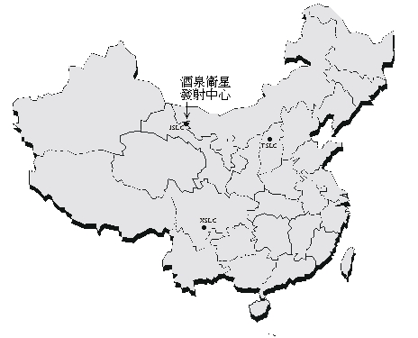 [Chine] Centre spatial de Jiuquan Map_110