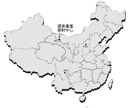 Centre spatial de Jiuquan (JSLC) Map_110