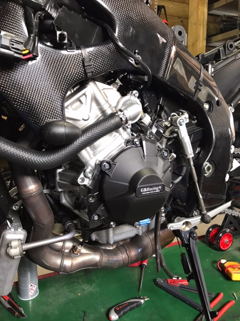 Préparation piste CBR 1000 RR-R 2020 Image711