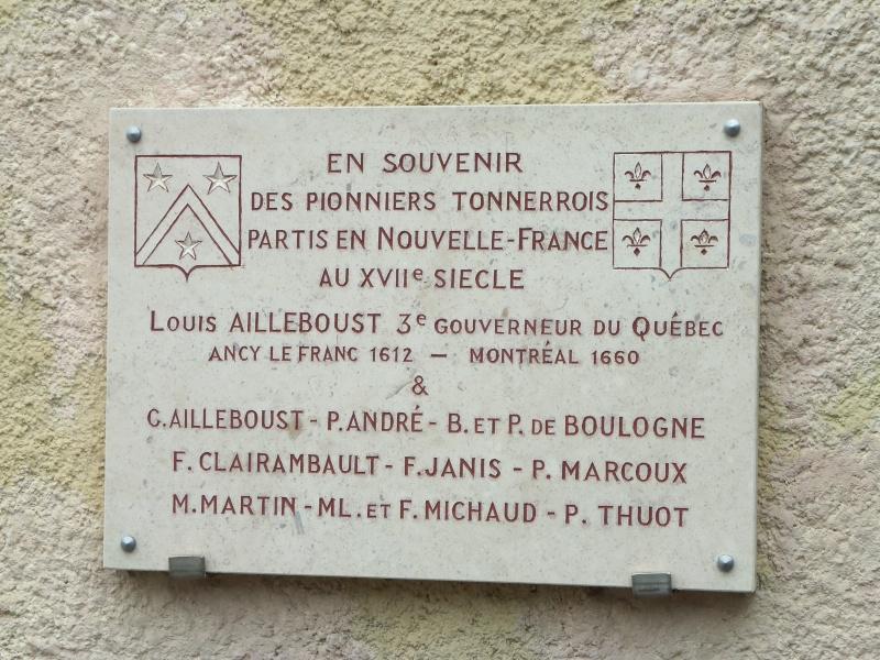 de la bourguogne à la Normandie une histoire quebequoise 100_1710