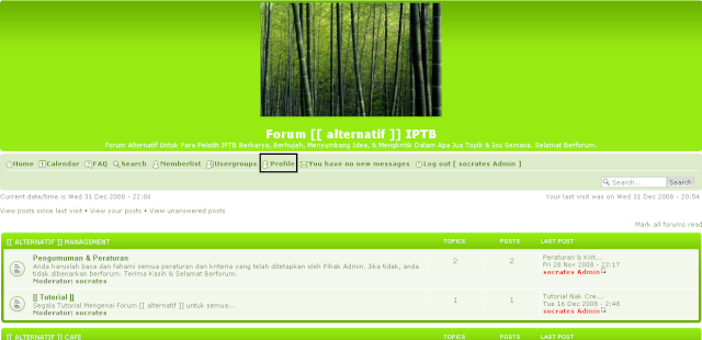 Tutorial Editing Personal Information Home11