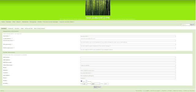 Tutorial Editing Personal Information Inform10