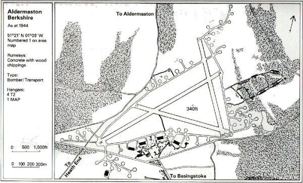 Mort du premier Général Américain en Normandie. Alder_10