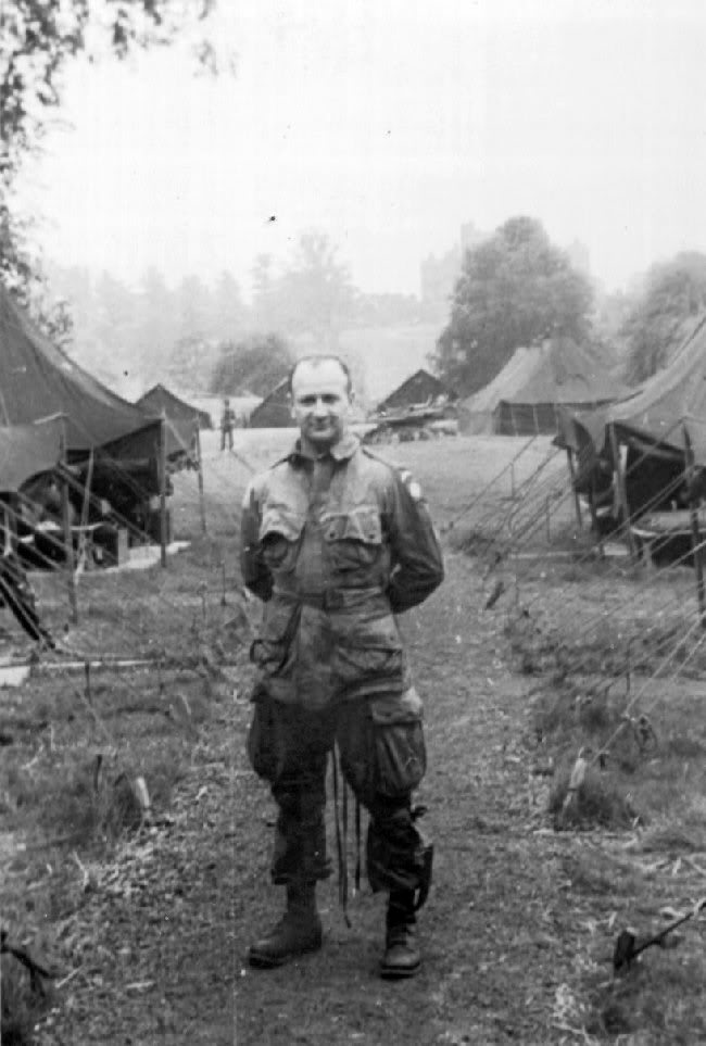Mort du premier Général Allemand en Normandie. Bannen10