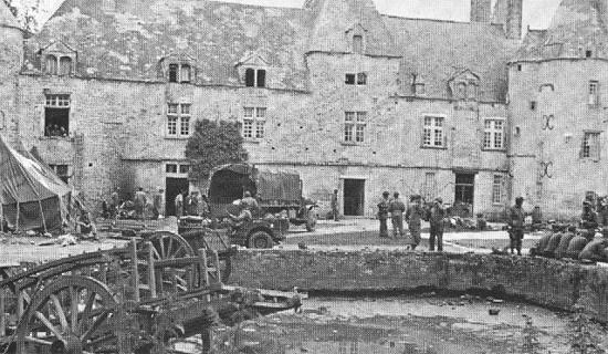 Mort du premier Général Américain en Normandie. Colomb11