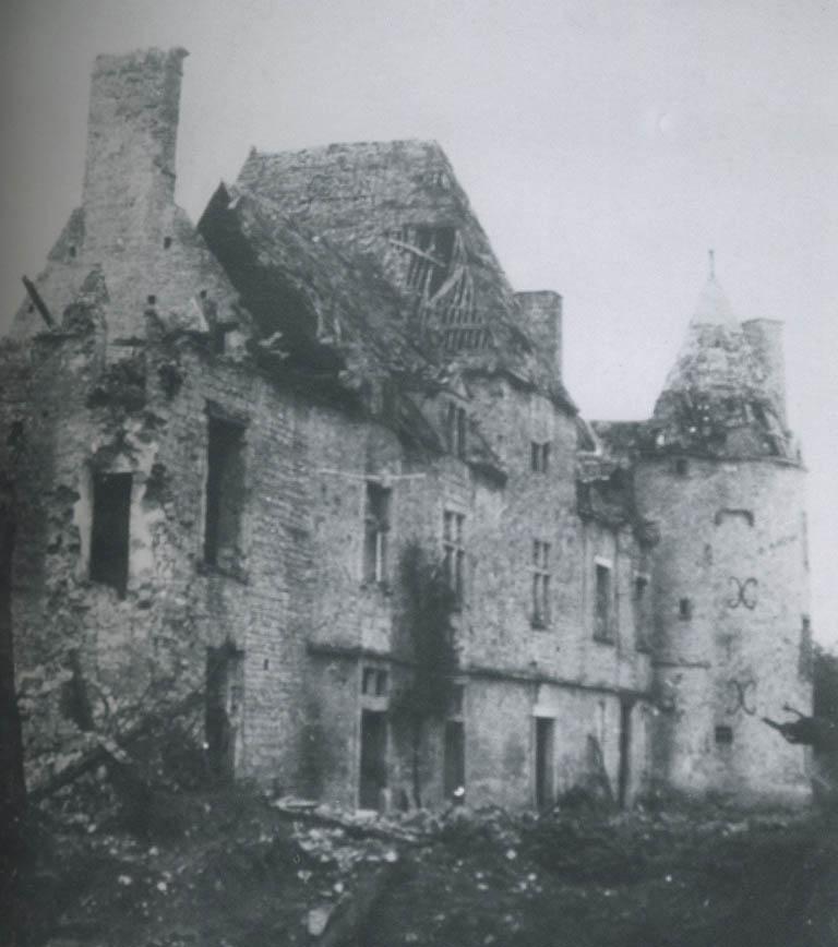 Mort du premier Général Américain en Normandie. Colomb13