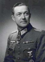 Mort du premier Général Allemand en Normandie. Falley11