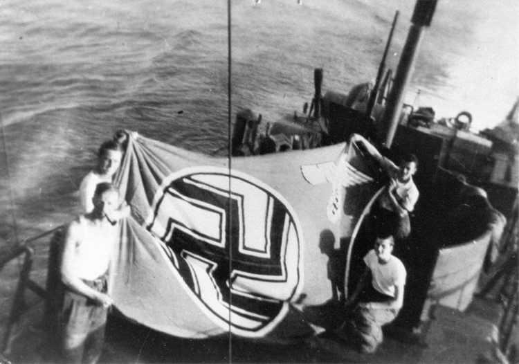 Mort du premier Général Allemand en Normandie. Falley13