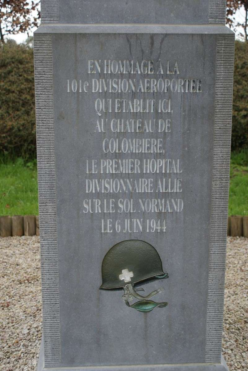 Mort du premier Général Américain en Normandie. Jeepy_13