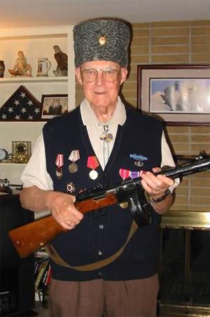 Un Américain à Moscou – Sgt Joseph R. Beyrle. Joseph10