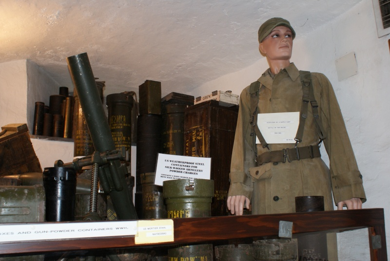 Musée WW2 - Clervaux ( Luxembourg ) Luxemb22
