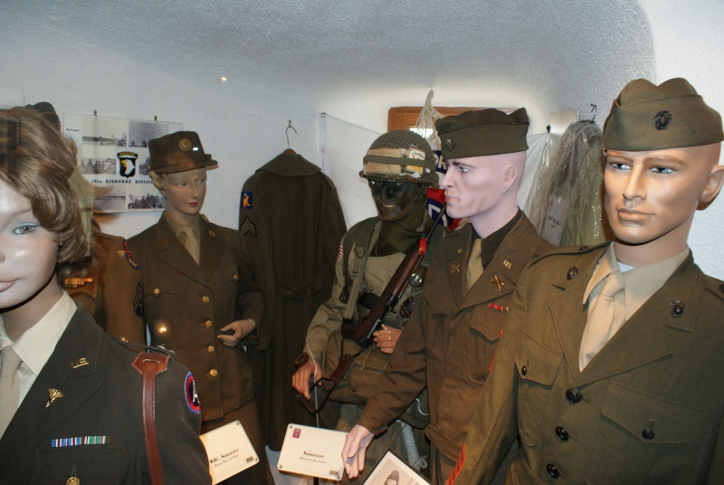Musée WW2 - Clervaux ( Luxembourg ) Luxemb24