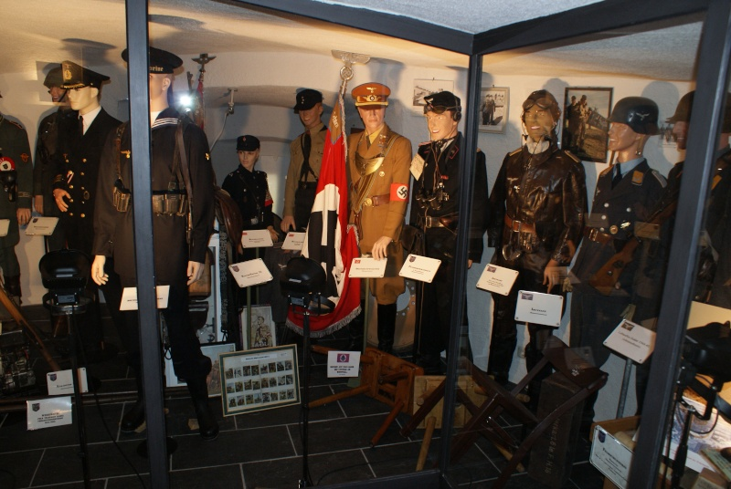 Musée WW2 - Clervaux ( Luxembourg ) Luxemb25