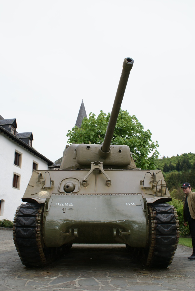 Musée WW2 - Clervaux ( Luxembourg ) Luxemb27