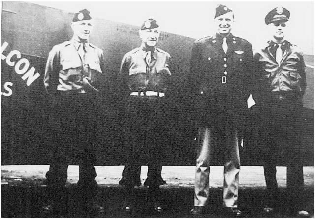 Mort du premier Général Américain en Normandie. Pratt10