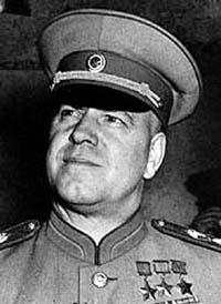 Un Américain à Moscou – Sgt Joseph R. Beyrle. Zhukov10