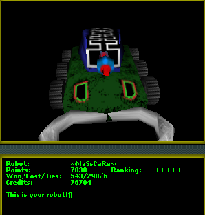 here is my robot Massca10