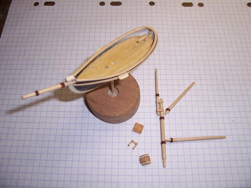 essais sur coquille de moule Cm000110
