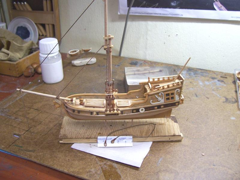 rénovation de mon premier bateau en bois yatch du 16ème Renov110