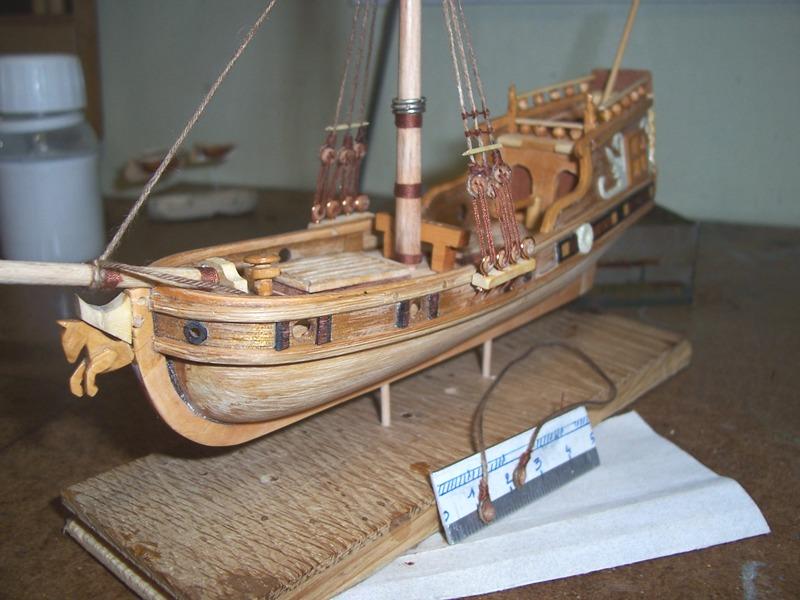 rénovation de mon premier bateau en bois yatch du 16ème Renov310