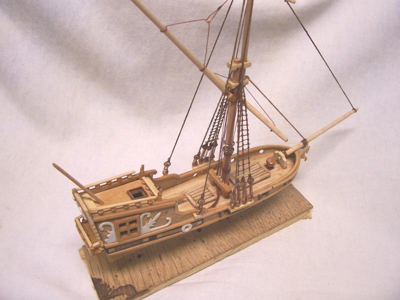 rénovation de mon premier bateau en bois yatch du 16ème Renov610