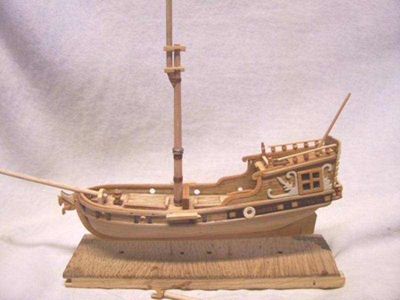 rénovation de mon premier bateau en bois yatch du 16ème Weeb210