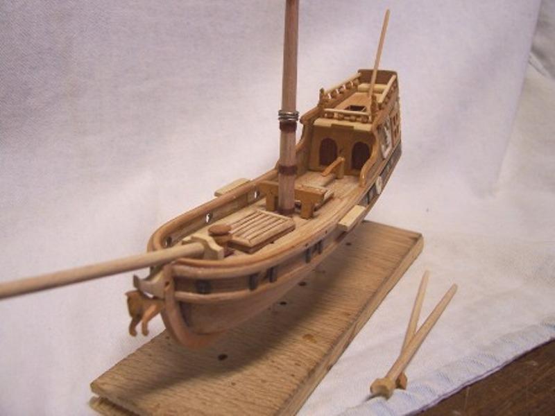 rénovation de mon premier bateau en bois yatch du 16ème Weeb310