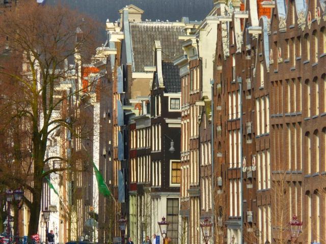 Amsterdam, ville bizarre 511