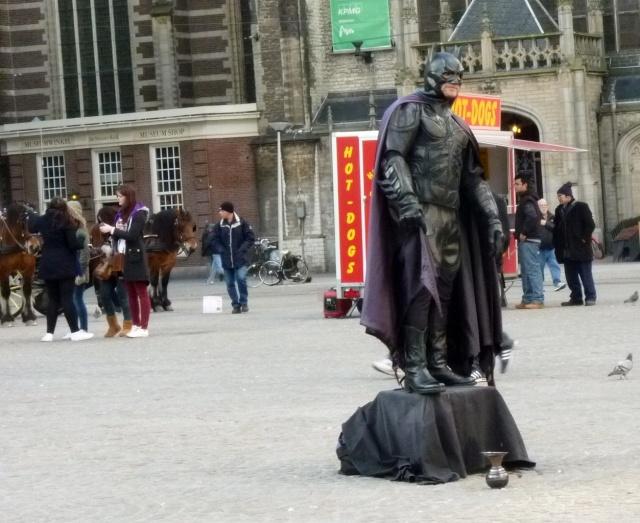 Amsterdam, ville bizarre Batman10