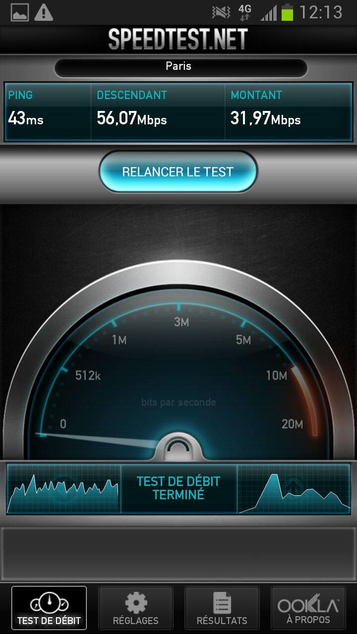 J-7 Pour l'ouverture du 1er réseau national 4G de Bouygues Telecom  12704410