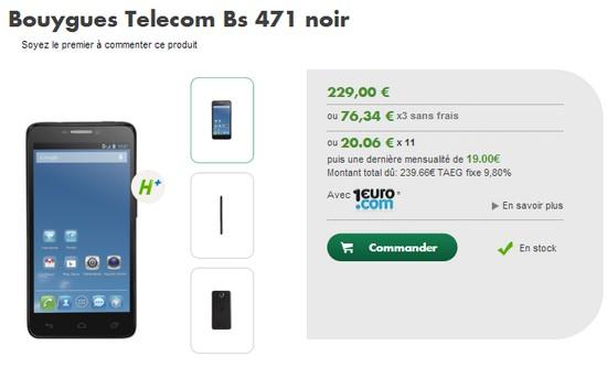Le Bs 471 désormais disponible chez B&YOU à 229,00€ Bs471b10