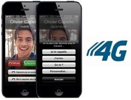 L'iPhone 5 sera compatible en 4G uniquement chez Bouygues Telecom Ip54g10