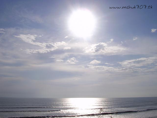 Sunset Picture of Cox's Bazar Sea Beach Cox_2310